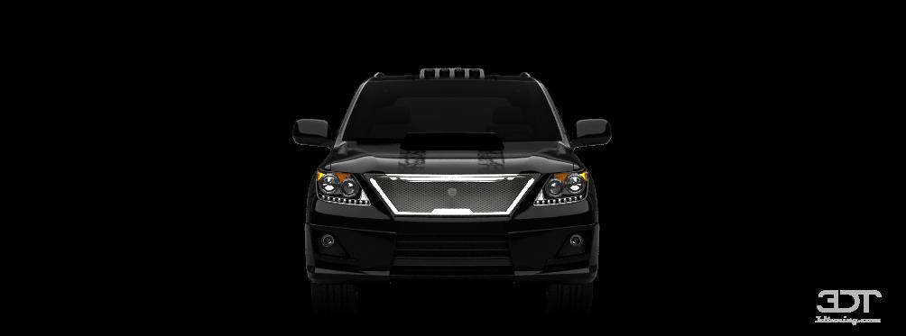 Lexus LX'10