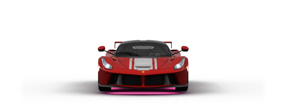 Ferrari LaFerrari Coupe 2014 tuning
