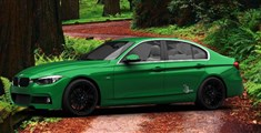 Тюнинг BMW 3 series Green monter
