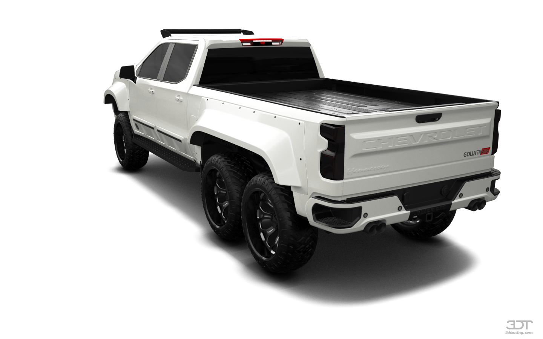 Chevrolet Silverado Hennessey Goliath 6X6'20