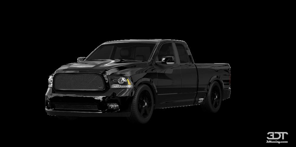 Dodge RAM 1500 Quad Cab Truck 2014 tuning