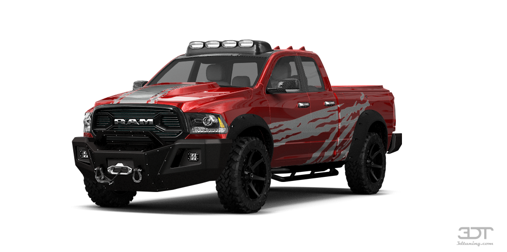 Dodge Ram  Quad Cab Car Cover