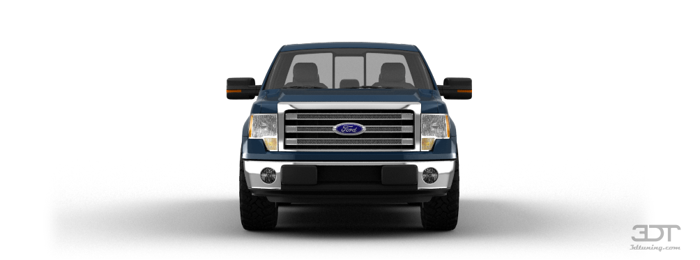 Ford F-150 SuperCab'13