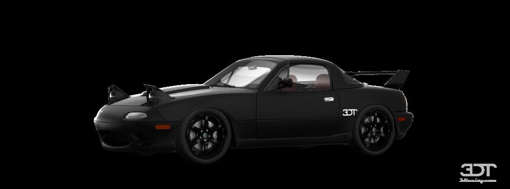 Mazda MX-5 Miata Convertible 1994 tuning