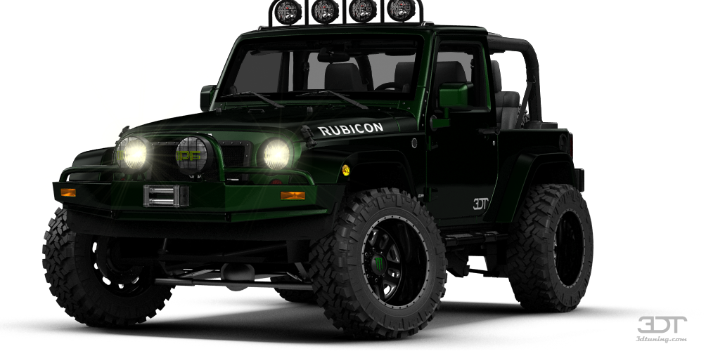 My Perfect Jeep Wrangler Rubicon