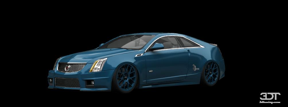 Cadillac CTS-V'11