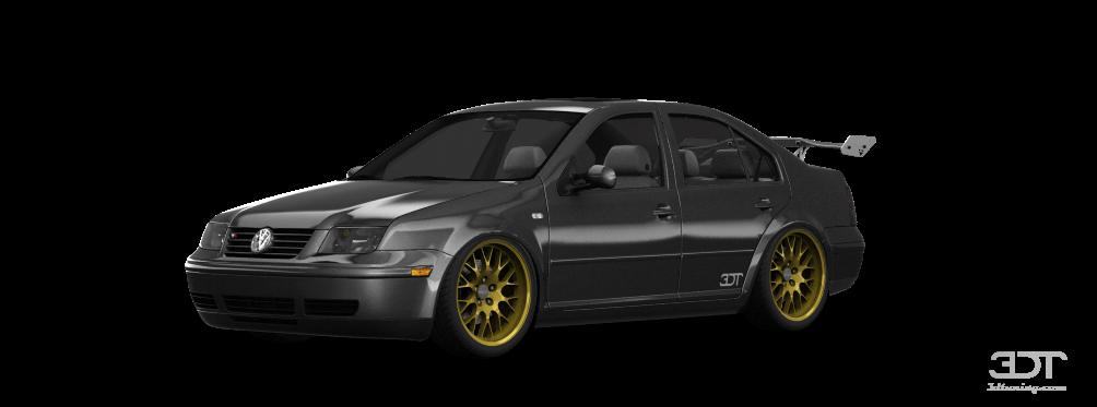 Volkswagen Bora VR6 Sedan 2003 tuning