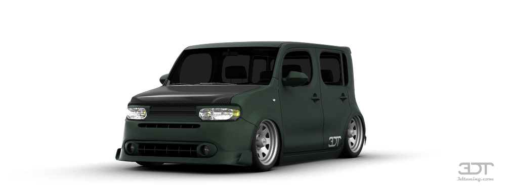 nissan cube van 2010 tuning. Black Bedroom Furniture Sets. Home Design Ideas