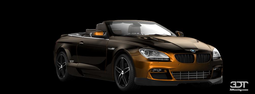 BMW 6 Series'12