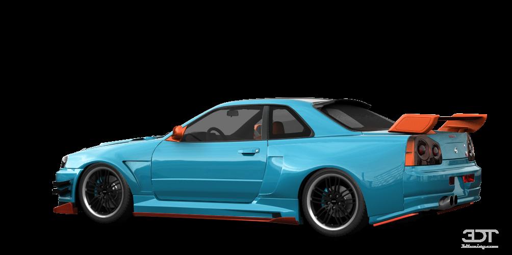 Nissan Skyline GT-R'01