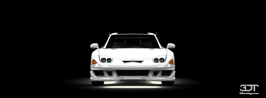 Mitsubishi GTO Coupe 1997