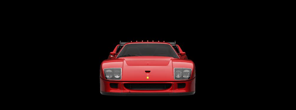 Ferrari F40 Competizione'89