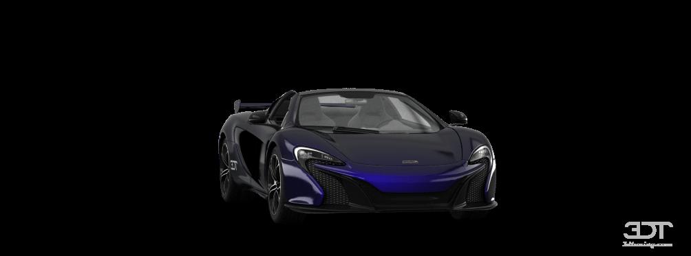 McLaren 650S Spider Coupe 2015 tuning