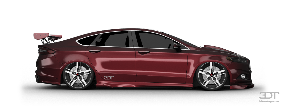 ford mondeo styling