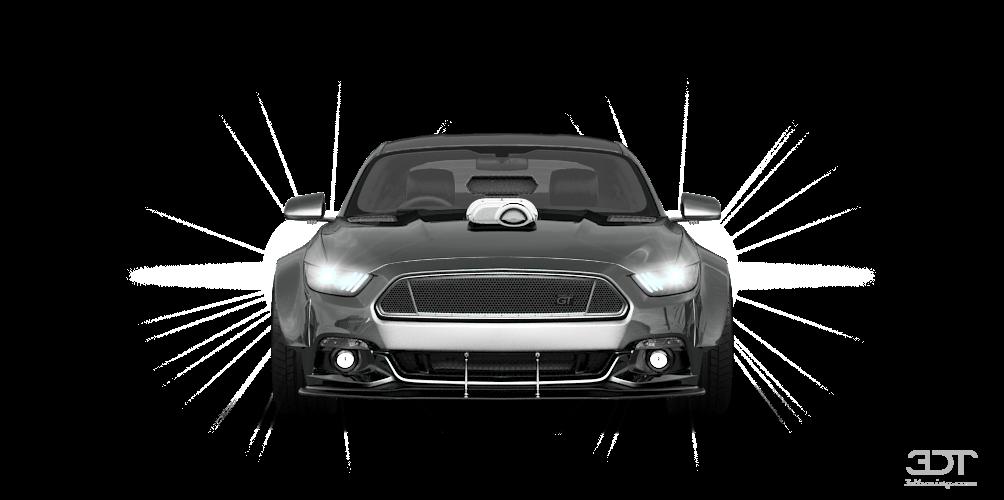 Mustang GT 2 Door Coupe 2115