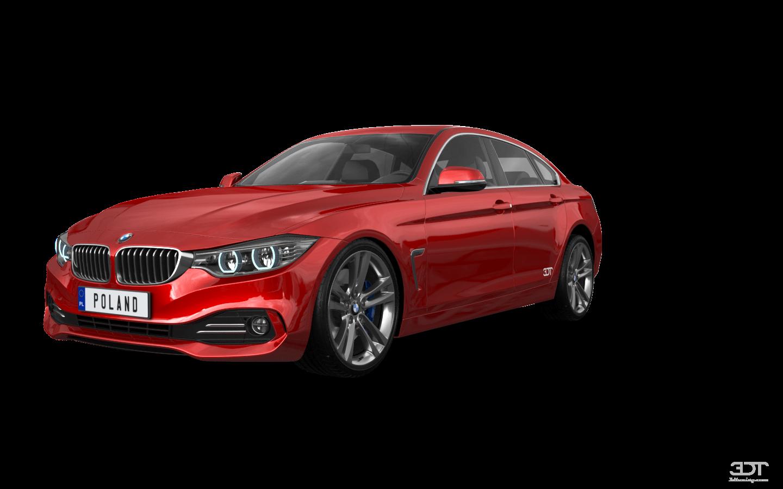 BMW 4 Series Gran Coupe 5 Door Liftback 2015 tuning