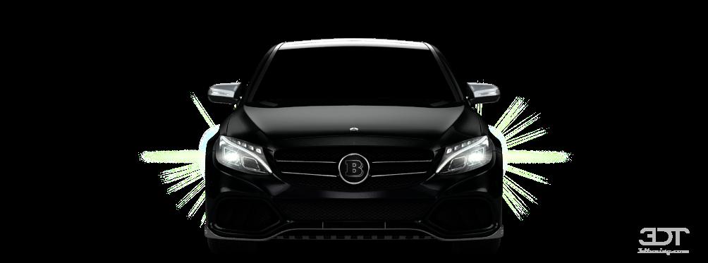 Mercedes C63 S'15