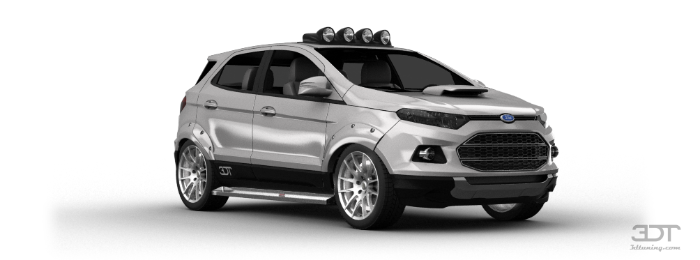 Ford Car Parts 3DTuning of Ford EcoSport SUV 2014 3DTuning.com - unique ...