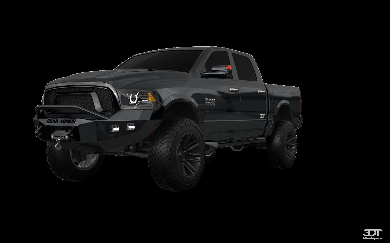Dodge Ram 1500 Truck 2015 tuning