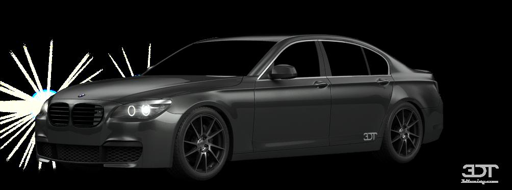 BMW 7 series'11