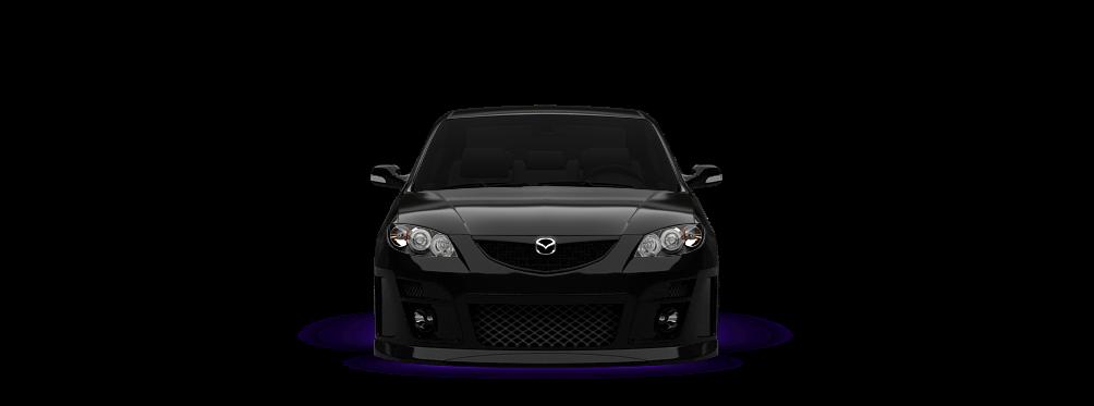 Mazda 3'04