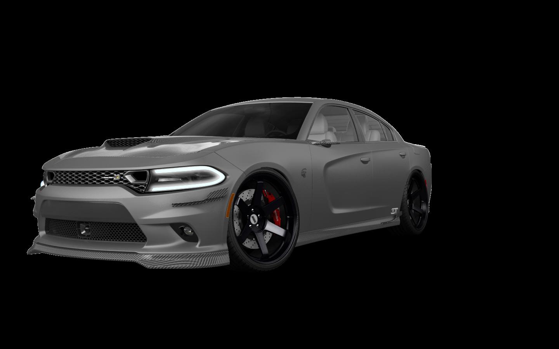 Dodge Charger 4 Door Saloon 2015 tuning