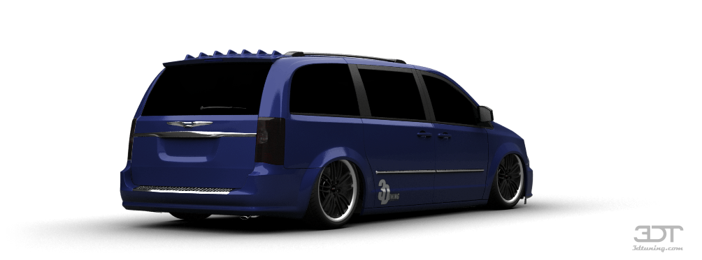 Chrysler Town And Country Minivan 2007 Tuning