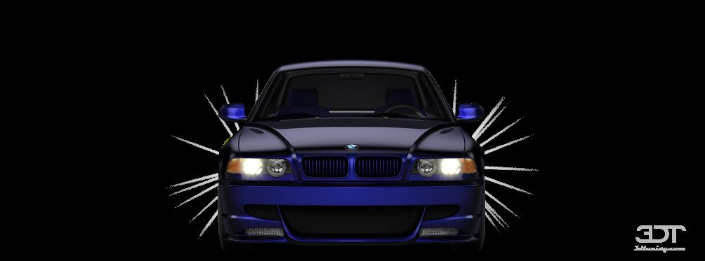 BMW 7 Series Sedan 1998