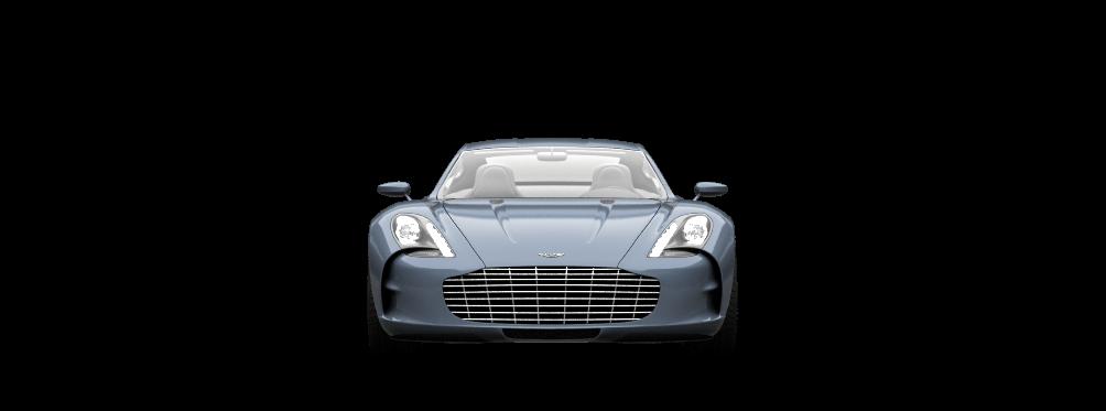 Aston Martin One-77'12
