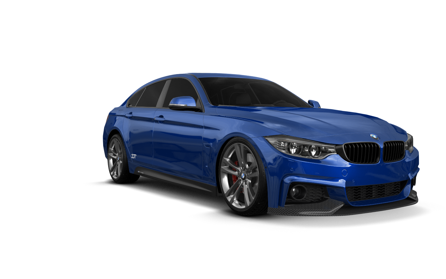 BMW 4 Series Gran Coupe 5 Door Liftback 2015 tuning