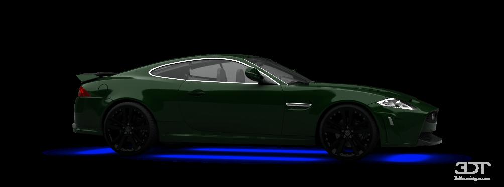 Jaguar XK'12 by tullen