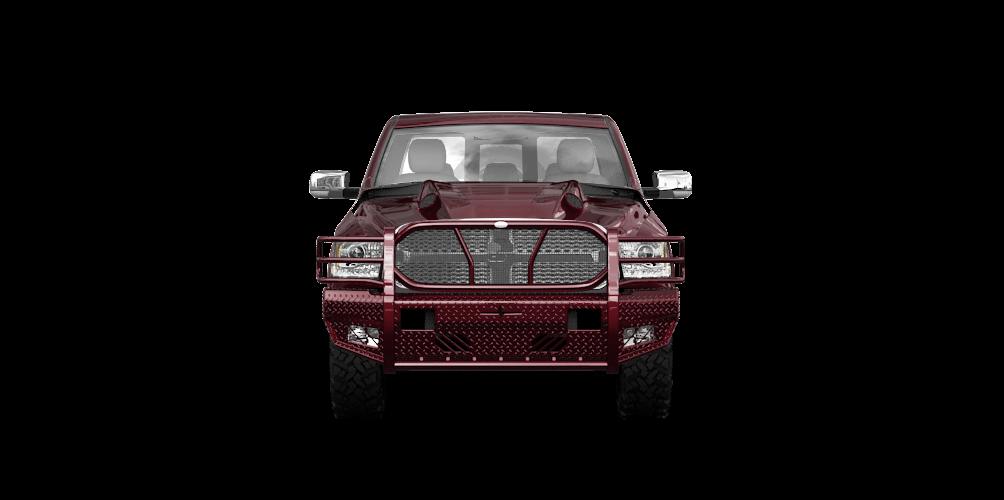 Dodge RAM 1500 Quad Cab'14