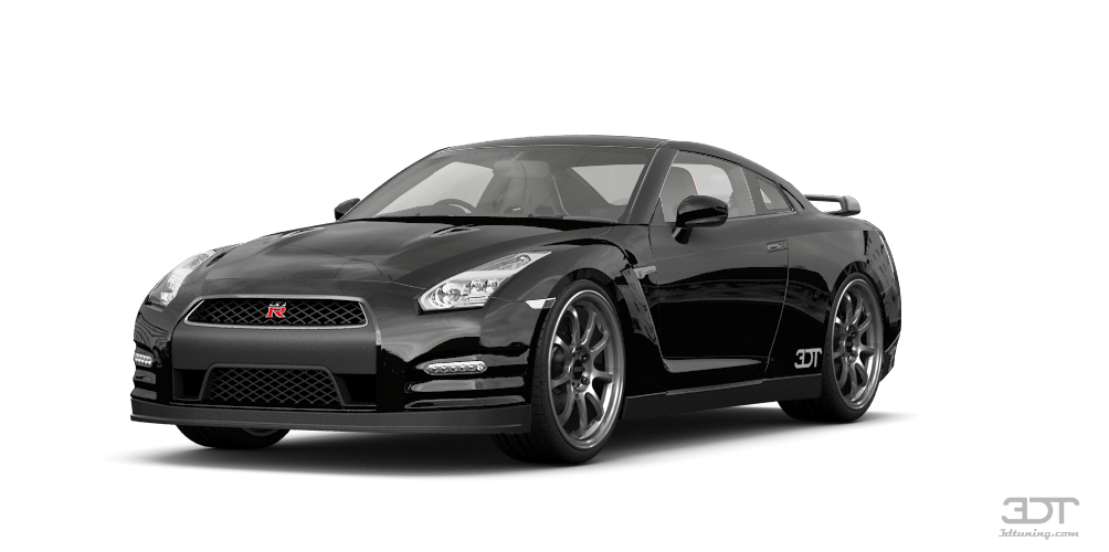 Nissan GT-R Coupe 2010 tuning