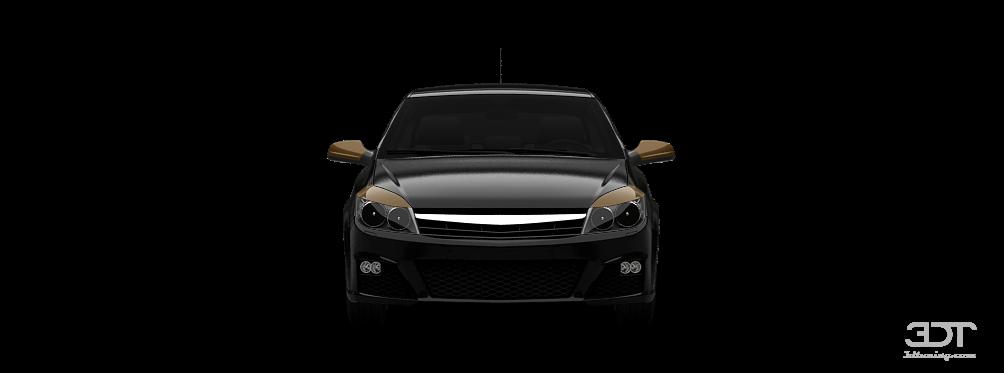 Opel Astra 5 Door Hatchback 2007