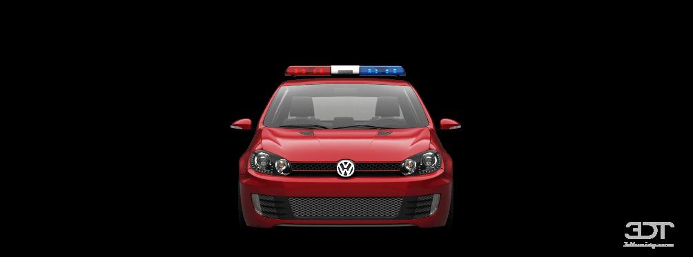 Volkswagen Golf 6 5 Door Hatchback 2011