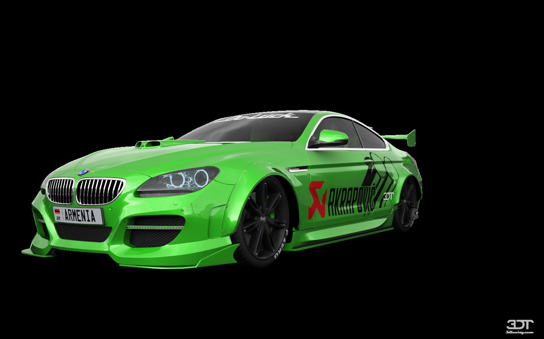 BMW 6 Series 2 Door Coupe 2011 tuning