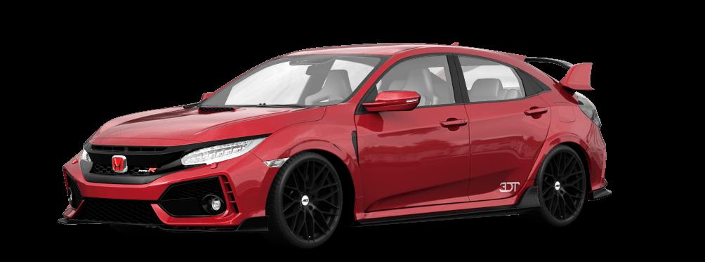 Honda Civic Type R 5 Door Hatchback 2018 tuning