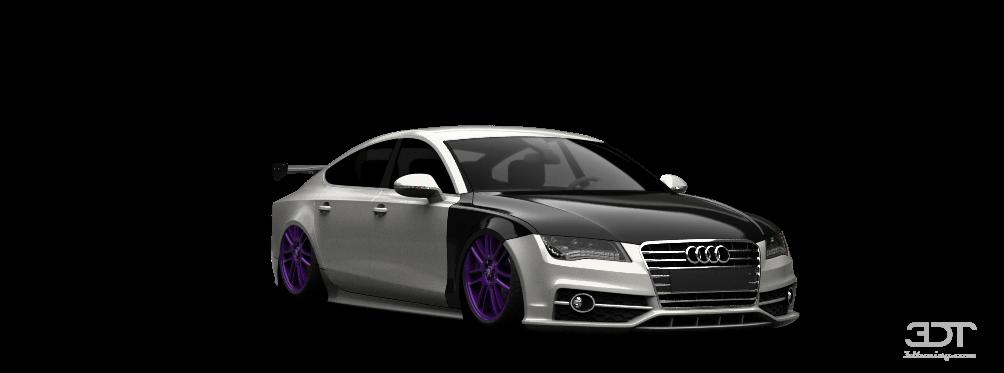 3DTuning of Audi A7 Liftback 2011 3DTuning.com - unique on-line car ...