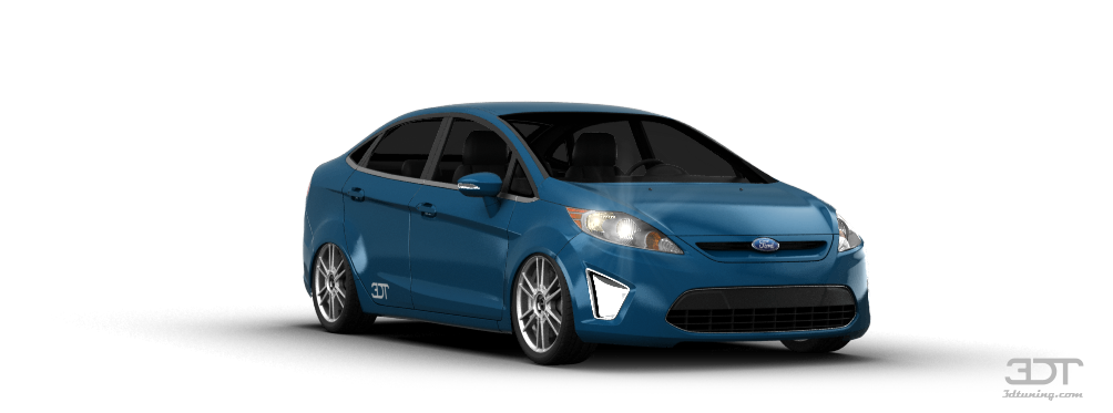 Ford Fiesta Sedan >> My perfect Ford Fiesta.