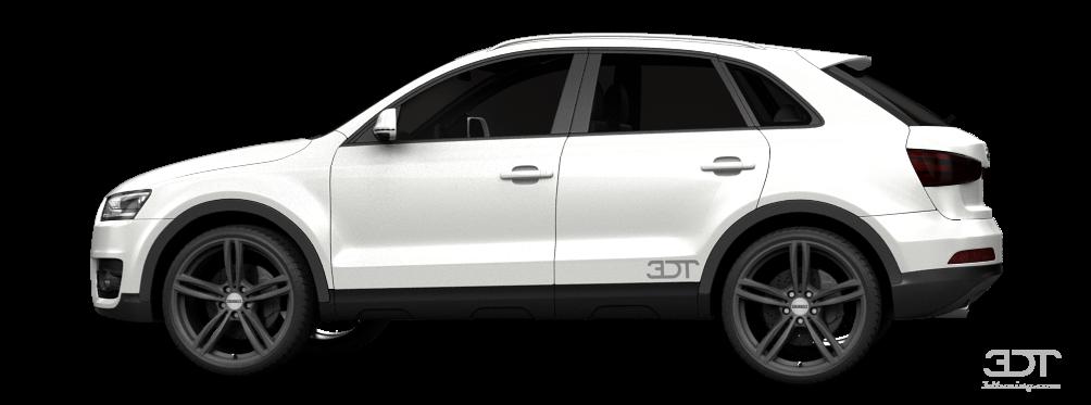 Audi Q3 Crossover 2012 tuning