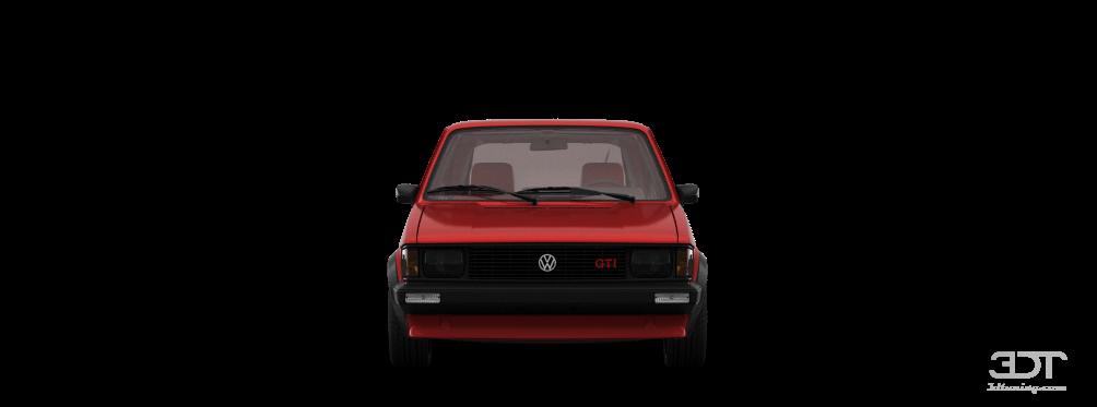 Volkswagen Rabbit GTI Mk1'84