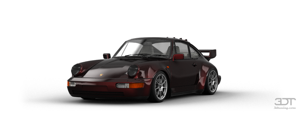 Porsche 911 Turbo Coupe 1978 tuning