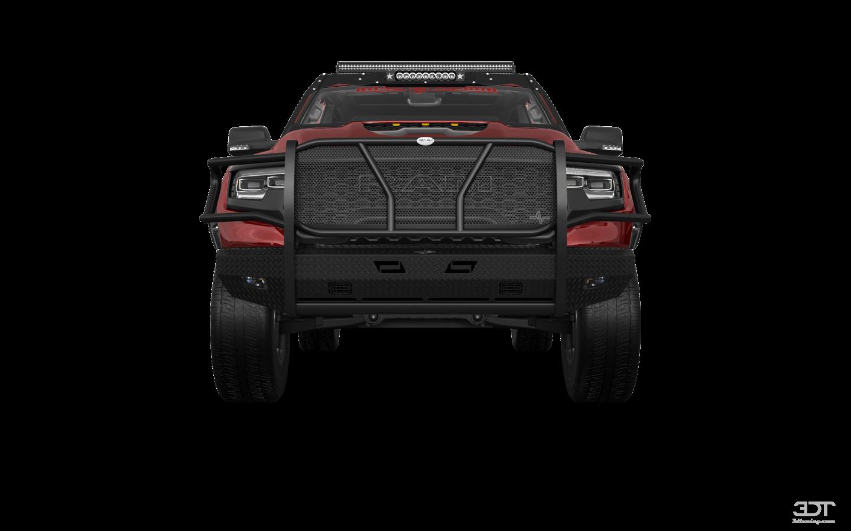Dodge Ram 1500 TRX'21