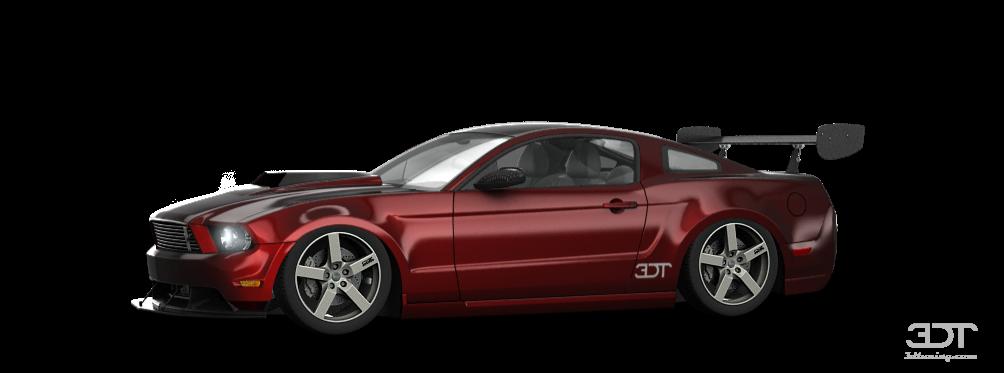 Mustang Mustang'10