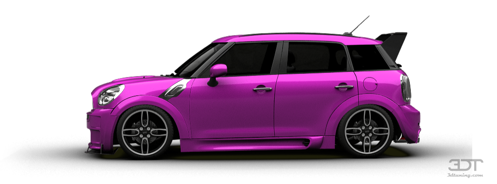 3dtuning Of Mini Cooper Countryman Suv 2013 3dtuning Com