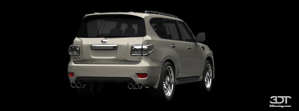 Nissan Patrol'11