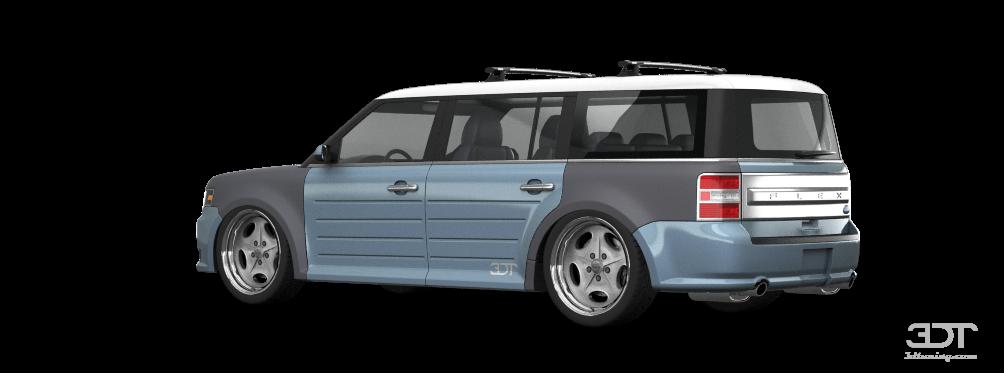 custom ford flex paint - photo #32