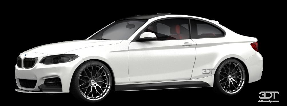 BMW 2 series'14