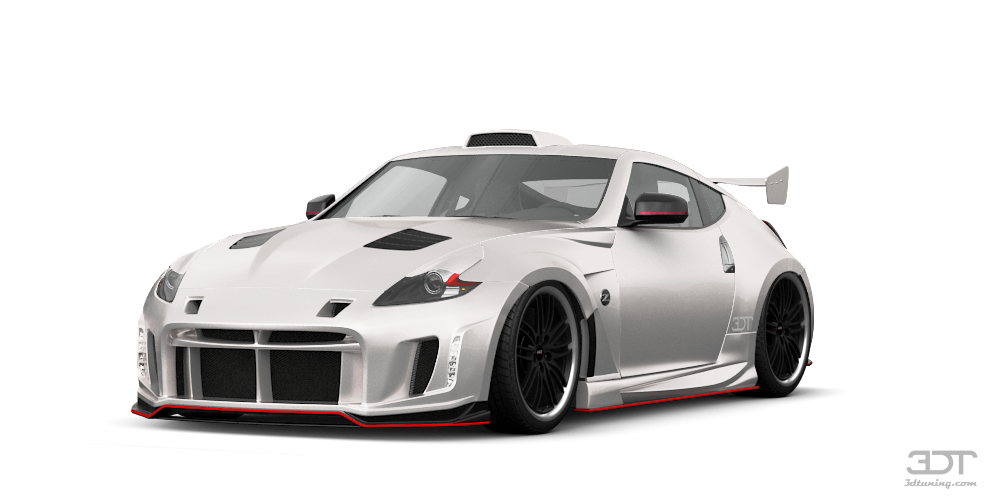 3dtuning Of Nissan 370z Coupe 2015 3dtuning Com Unique
