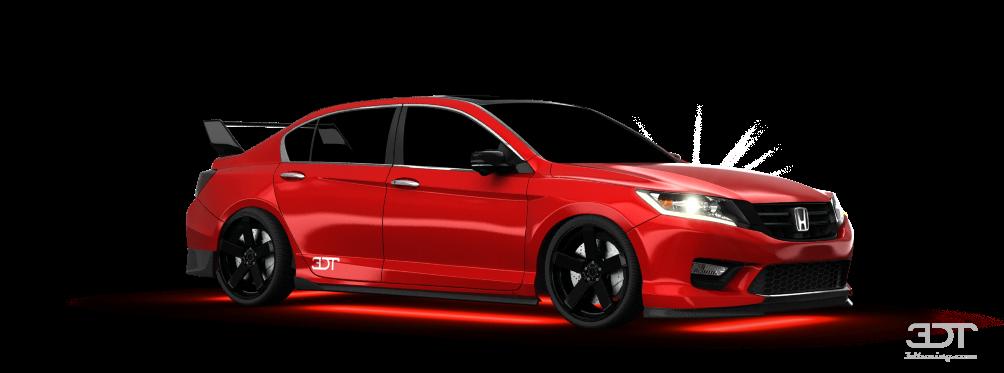Honda Accord Sedan 2017 Tuning